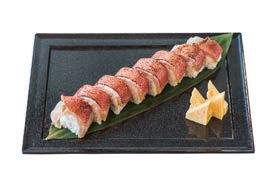 55 金目鯛の棒寿司